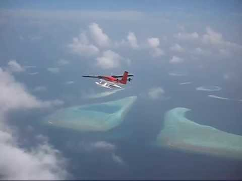 Formation Flying Over The Indian Ocean http://barefootpilot.blogspot.com/