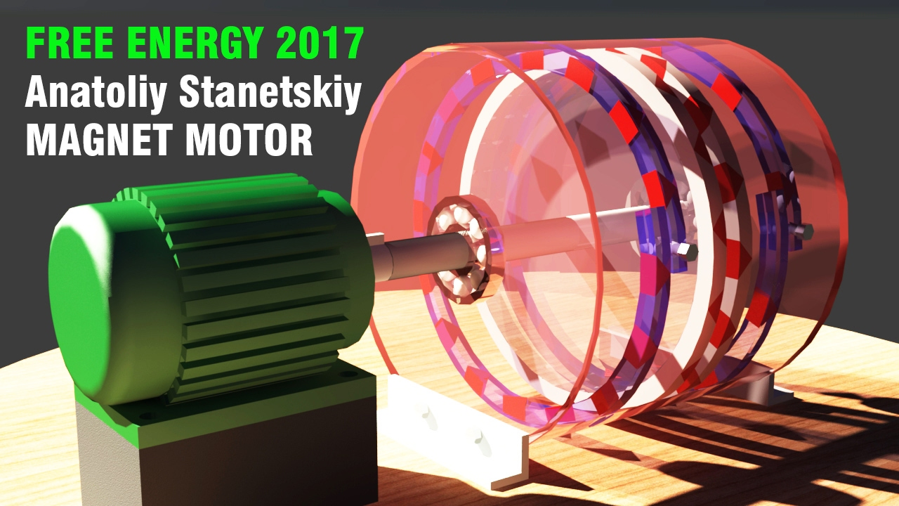 Free energy generator 2017 anatoliy stanetskiy magneti for How to make free energy magnet motor