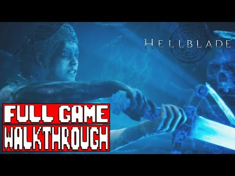 HELLBLADE SENUA'S SACRIFICE Gameplay Walkthrough Part 1 FULL GAME - No Commentary