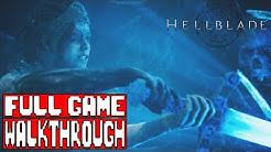 HELLBLADE SENUA'S SACRIFICE Gameplay Walkthrough Part 1 FULL GAME - No Commentary