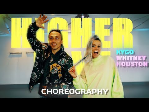 Kygo Whitney Houston - Higher Love - dance - Patman Crew Choreography