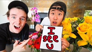 HE HAS A STALKER... (Stove's Crush Reveal)