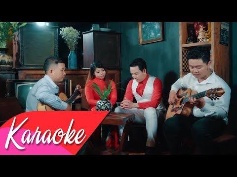 KARAOKE BOLERO 2018 | NGÀY XƯA ANH NÓI - PHẠM THÁI, MỸ HUYỀN | Song Ca Bolero Hay Nhất 2018