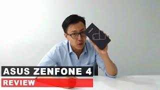 ASUS ZenFone 4 (ZE554KL) Review