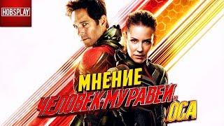 Мнение о фильме Человек Муравей и Оса!