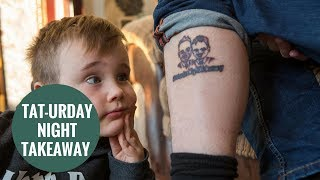 Dad gutted Saturday Night Takeaway could be axed after tattoo of duo