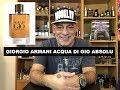 NEW Giorgio Armani Acqua di Gio Absolu Fragrance Review & Unboxing + GIVEAWAY (CLOSED)