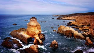 Ocean Bluff Hike, San Luis Obispo