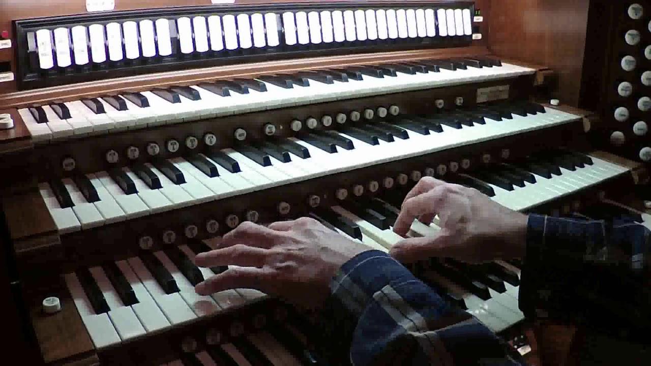 Hear Northrop's organ sing again with the Minnesota