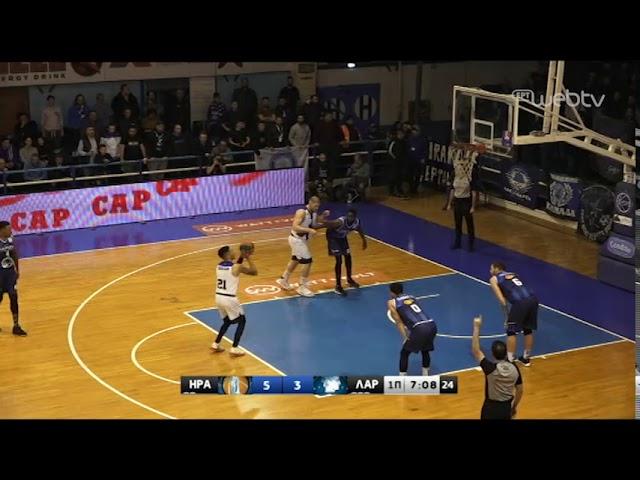 <span class='as_h2'><a href='https://webtv.eklogika.gr/basket-league-2019-2020-iraklis-larisa-25-01-2020-ert' target='_blank' title='Basket League 2019-2020: ΗΡΑΚΛΗΣ – ΛΑΡΙΣΑ | 25/01/2020 | ΕΡΤ'>Basket League 2019-2020: ΗΡΑΚΛΗΣ – ΛΑΡΙΣΑ | 25/01/2020 | ΕΡΤ</a></span>