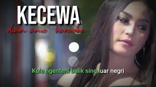 Download DIAN ANIC KECEWA KARAOKE (LAGU TARLING)