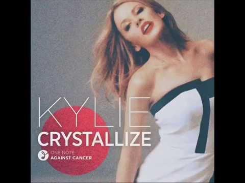Kylie Minogue - Crystallize (Audio)