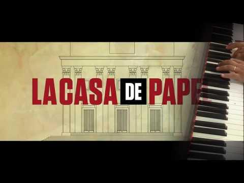 La Casa de Papel   My Life Is Going On     Cecilia Krull - Piano