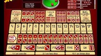 Sic Bo - Novoline Spielautomat Kostenlos Spielen