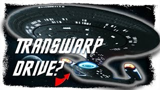 Lore Theory : Transwarp is used by all Starfleet Ships