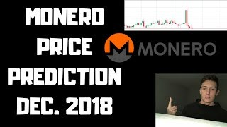 MONERO PRICE PREDICTION - XMR Dec 2018