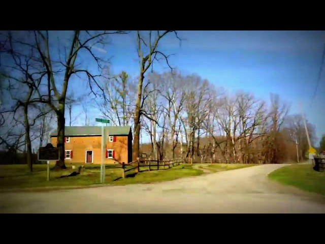 INDIANA :Cabin in the Wood