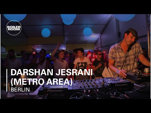 Darshan Jesrani (Metro Area) Boiler Room Berlin x MELT! DJ Set