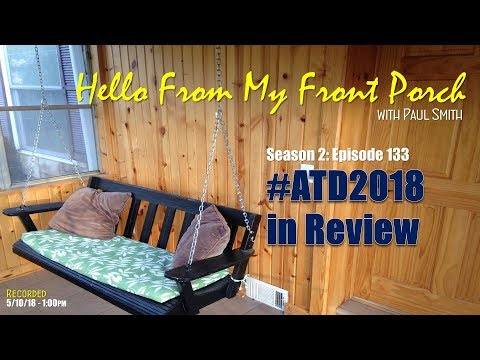 S2E133: #ATD2018 in Review