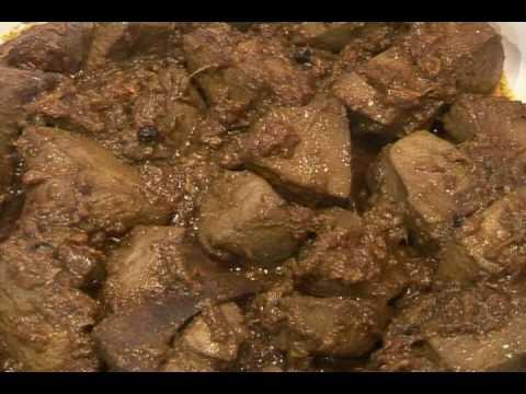 kaleji masala mutton liver cook with faiza doovi. Black Bedroom Furniture Sets. Home Design Ideas