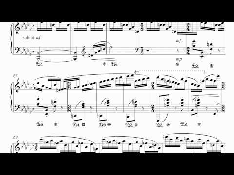 Prelude in Eb-minor by Eric Nguyen HD HQ Remastered