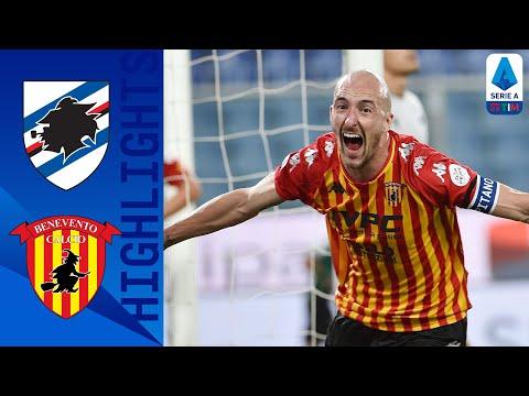 Sampdoria 2-3 Benevento | Il Benevento rimonta e vince 3-2! | Serie A TIM