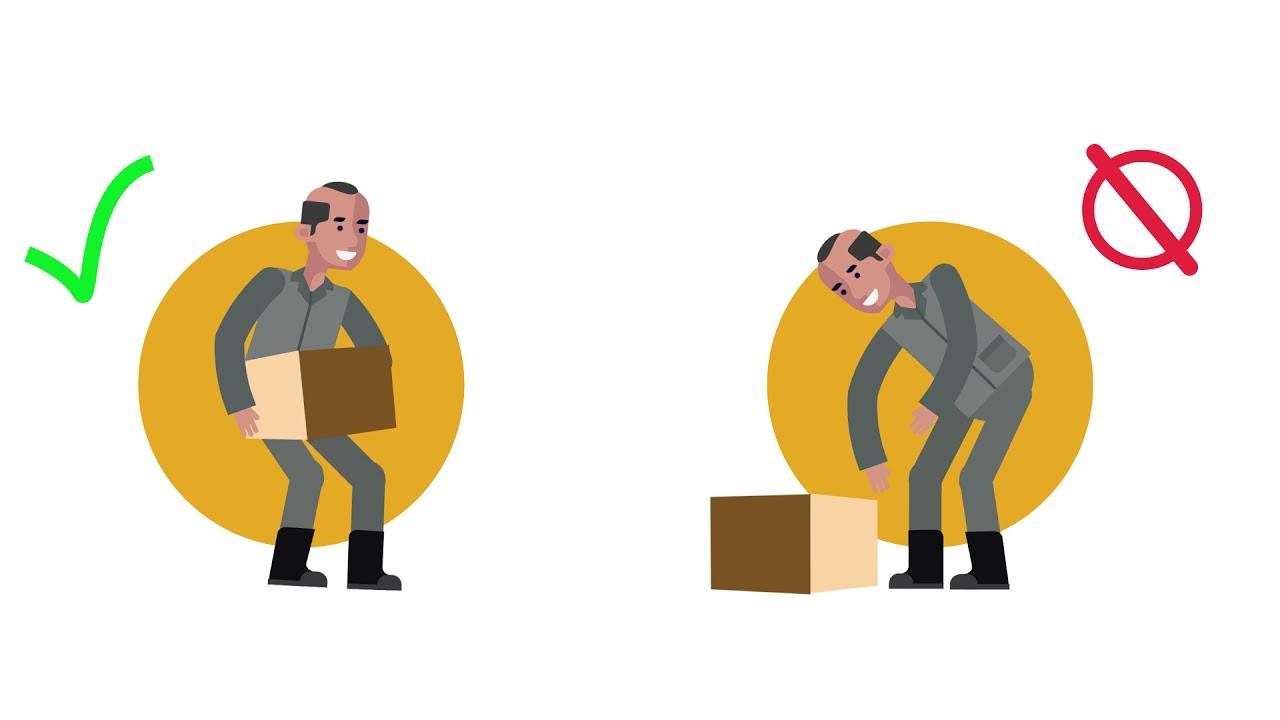 Tips para la Manipulación de cargas - YouTube