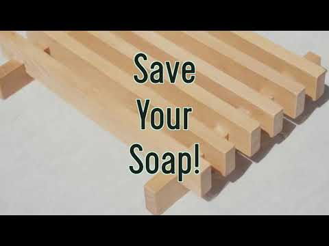 Coly's Creations - Wooden Soap Dish
