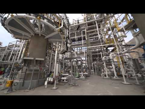Musandam Gas Plant (MGP) Progress Video 2015