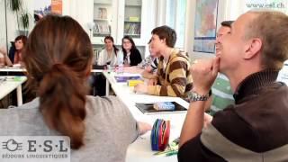 Cours de français en France avec ESL - Séjours linguistiques
