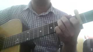 Khoc cho nguoi di guitar