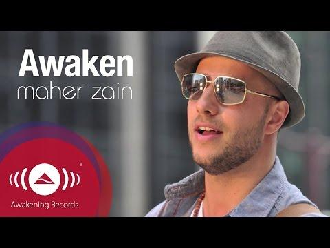 Maher Zain - Awaken | Official Lyric Video