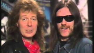 Lemmy & Fast Eddie - Bailey Brothers Video