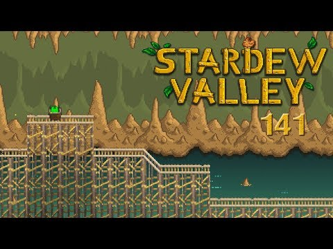 STARDEW VALLEY • #141 - Junimo Kart und König der Prärie | Let's Play