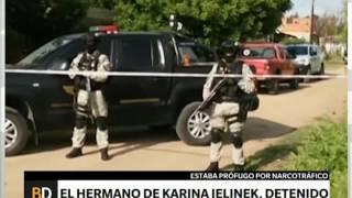 El hermano de Karina Jelinek, detenido – Telefe Noticias
