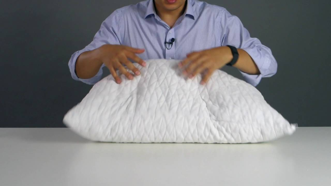 coop home goods pillow COOP HOME GOODS ADJUSTABLE PILLOW INSTRUCTIONS   YouTube coop home goods pillow