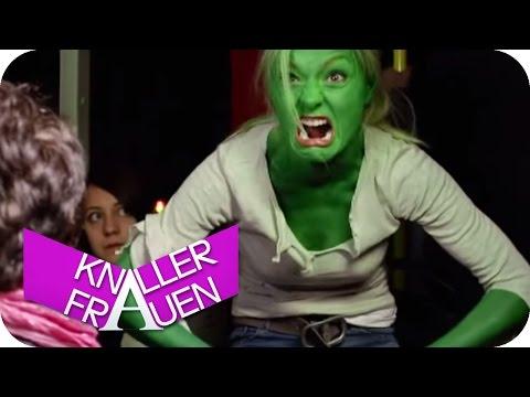 Boxen & Mach mir den Hulk - Knallerfrauen