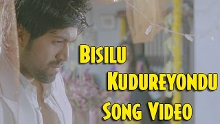 Watch 'bisilu kudreyondu' full song video from the movie googly. directed by pawan wadeyar, music composed joshua sridar, and produced jayanna-bhogendr...