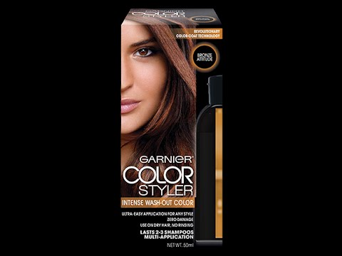 garnier color styler bronze attitude - Garnier Color Styler