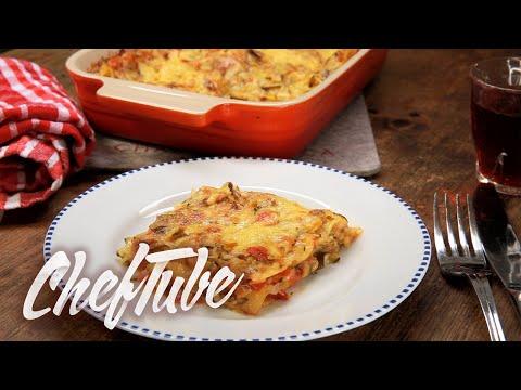 comment-faire-lasagne-vegetarienne-aux-courgettes---recette-dans-la-description