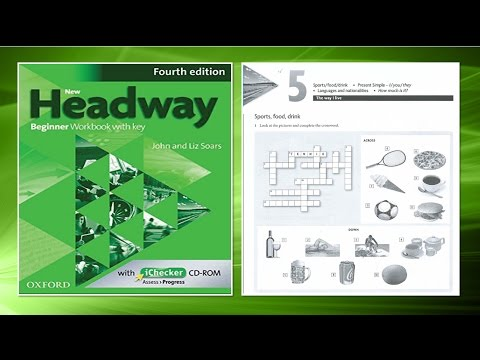 New Headway Beginner Exercise Book 4th -Unit :05