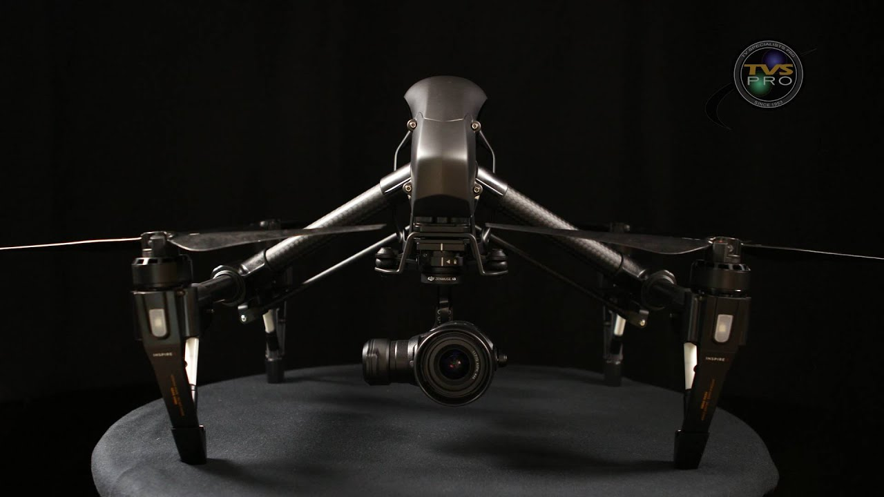 Dji Inspire 1 Pro Black Edition Quadcopter W Zemuse X5 4k Zenmuse 3 Axis Professional With Camera And