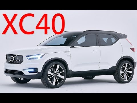Volvo XC40 全新小休旅SUV 台灣最快2018…