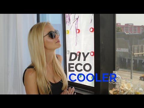 DIY AC Eco Cooler