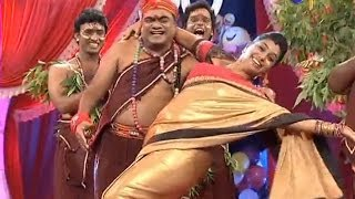 Babu Mohan and Roja Dance in Jabardasth