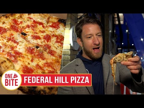 Barstool Pizza Review - Federal Hill Pizza (Providence, RI)
