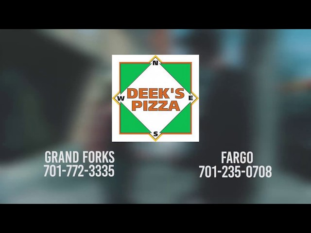* DEEK'S PIZZA, FREE Delivery Just For You!