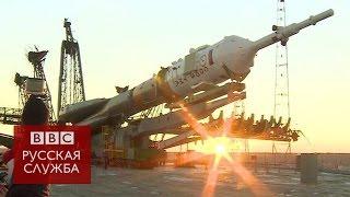 Видео 360°:  космический корабль \