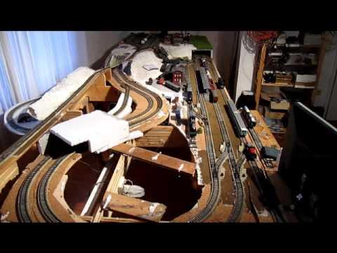 Automatikbetrieb Rocrail Teil3 - YouTube