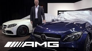 The new Mercedes-AMG C 63 S presented by Jan Stecker (Short Version)